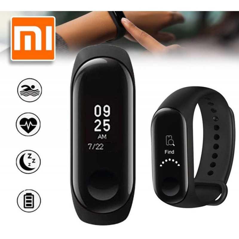 Smartwatch - Xiaomi - Mi Band 3