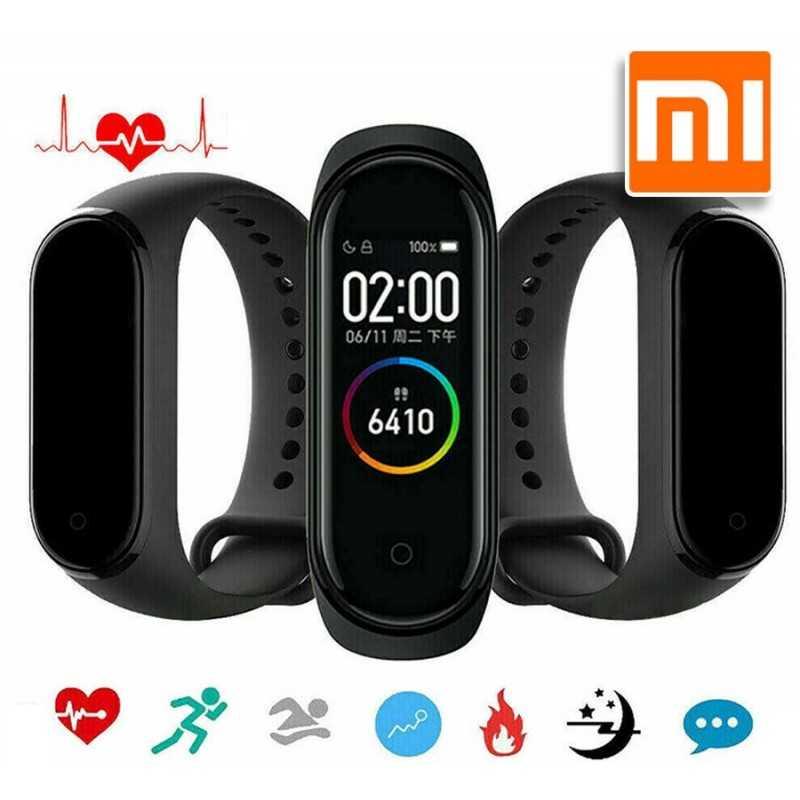 Smartwatch - Xiaomi - Mi Band 4 Black