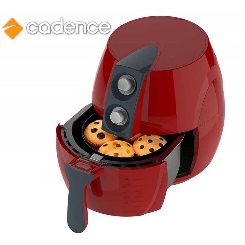 Freidora Sin Aceite Perfect Fryer Roja - Cadence - FRT541