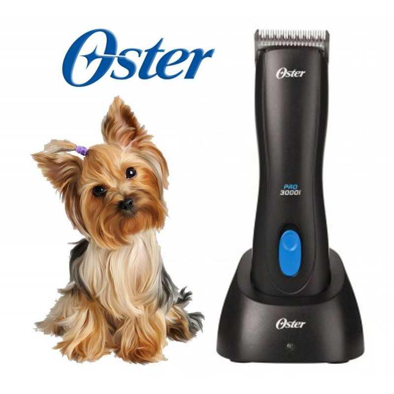 Corta Pelos Inalambrico para mascotas - Oster - PRO3000I