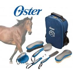 kit de aseo para Caballos - Oster - Azul 078399-310