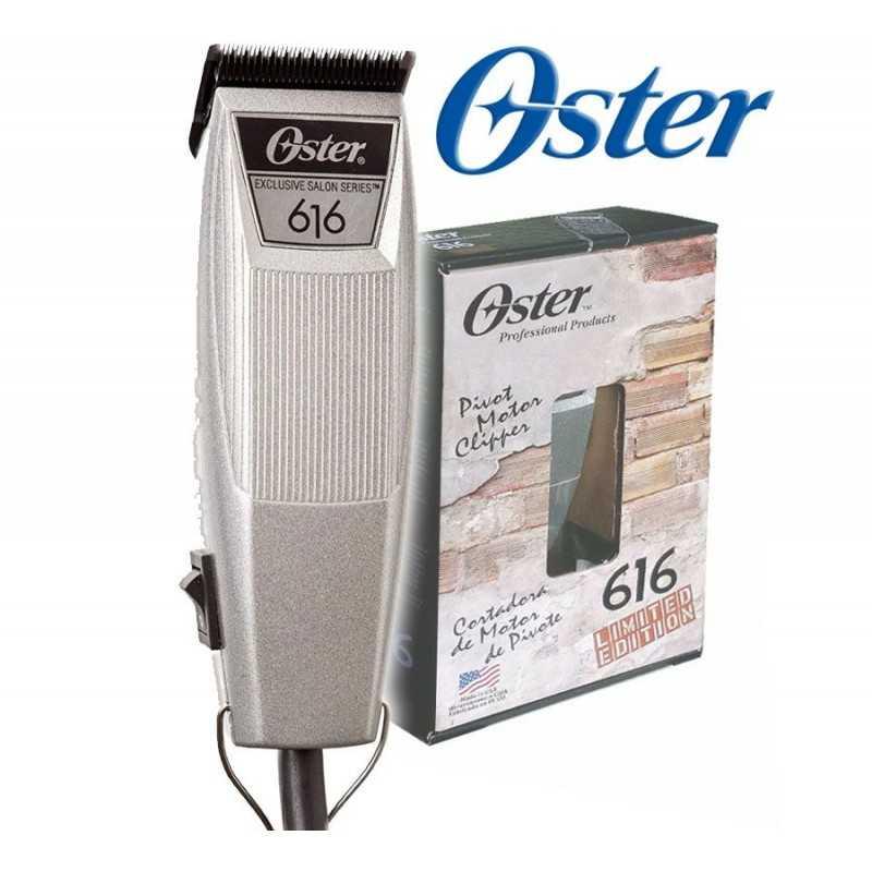 Cortadora de Pelo Profesional Clipper 616 - Oster - 076616-707