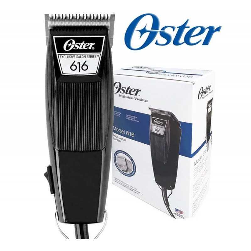 Cortadora de Pelo Profesional Clipper 616 - Oster - 076616-910