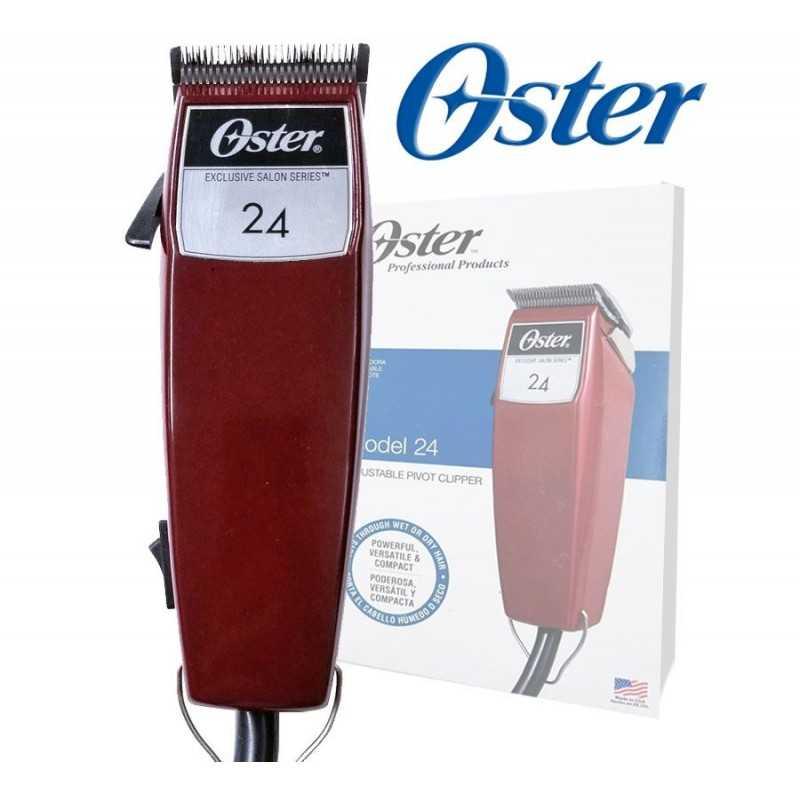 Cortadora de Pelo Profesional Clipper 24 - Oster - 076024-510