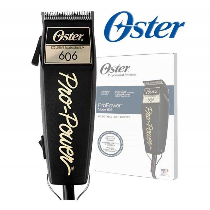 Cortadora de Pelo Profesional Clipper Pro-Power 616 - Oster - 076606-950