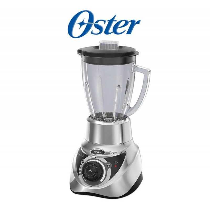 Licuadora con jarra de cristal y perilla infinito - Oster - BLSTEG7881C-053