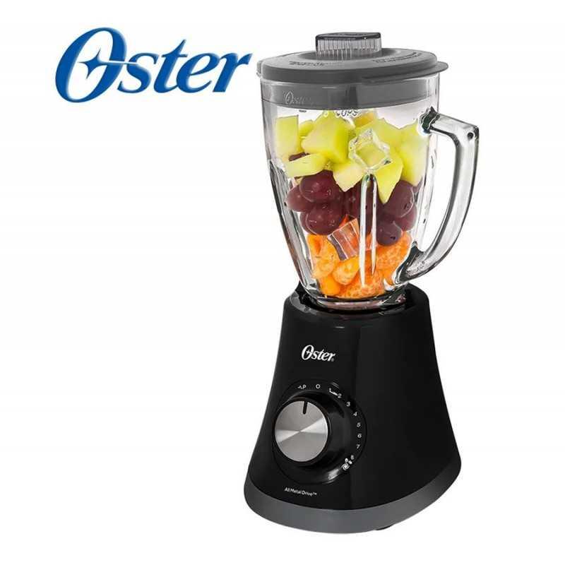Licuadora Super Chef Oster Blender - Oster - Negra BLSTMG-BR8-357