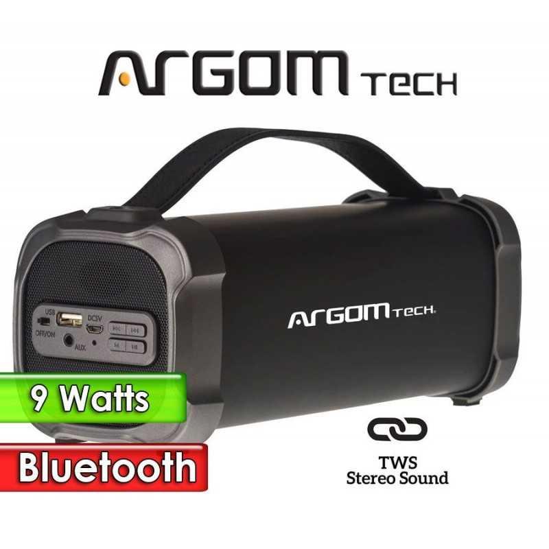 Parlante Inalámbrico Bluetooth 10W - Argom Tech - SLAMBOX METRO BEATS