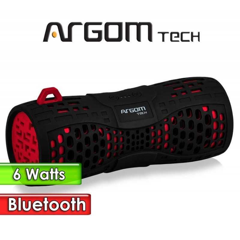 "Parlante Inalámbrico Bluetooth 9W 2.5"" - Argom Tech - SLAMBOX METRO BEATS"