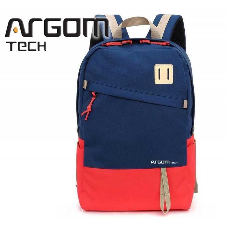 """Mochila Azul para Notebook de 15.6""""  - Argom Tech - Negra"""
