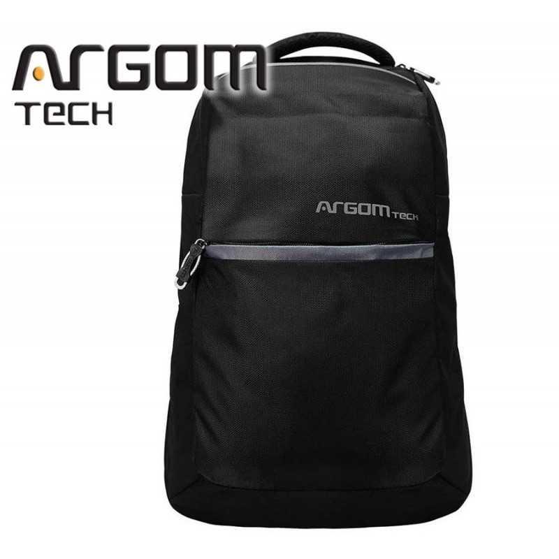 """Mochila Capri para Notebook de 15.6""""  - Argom Tech - Rojo/Azul"""
