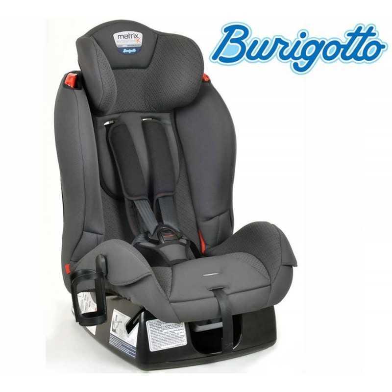 Asiento para autos para bebés y niños - Burigotto - MATRIX EVOLUTION K - Gris - 3048PR90