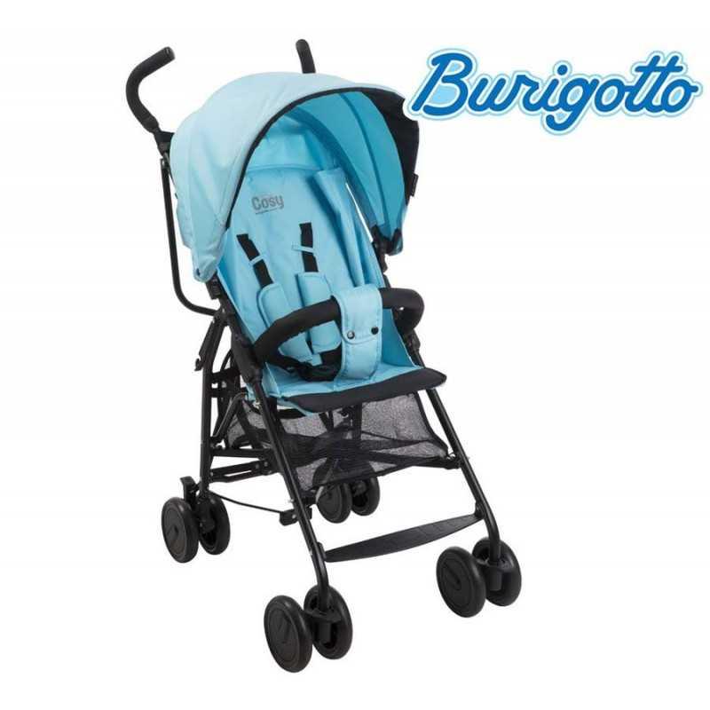 Carrito de bebé - Burigotto - COSY Rosa