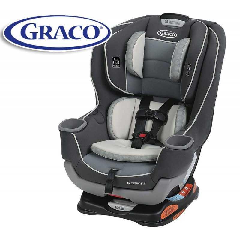 Asiento para auto para bebés y niños - Graco - Extend2Fit Davis 1993220