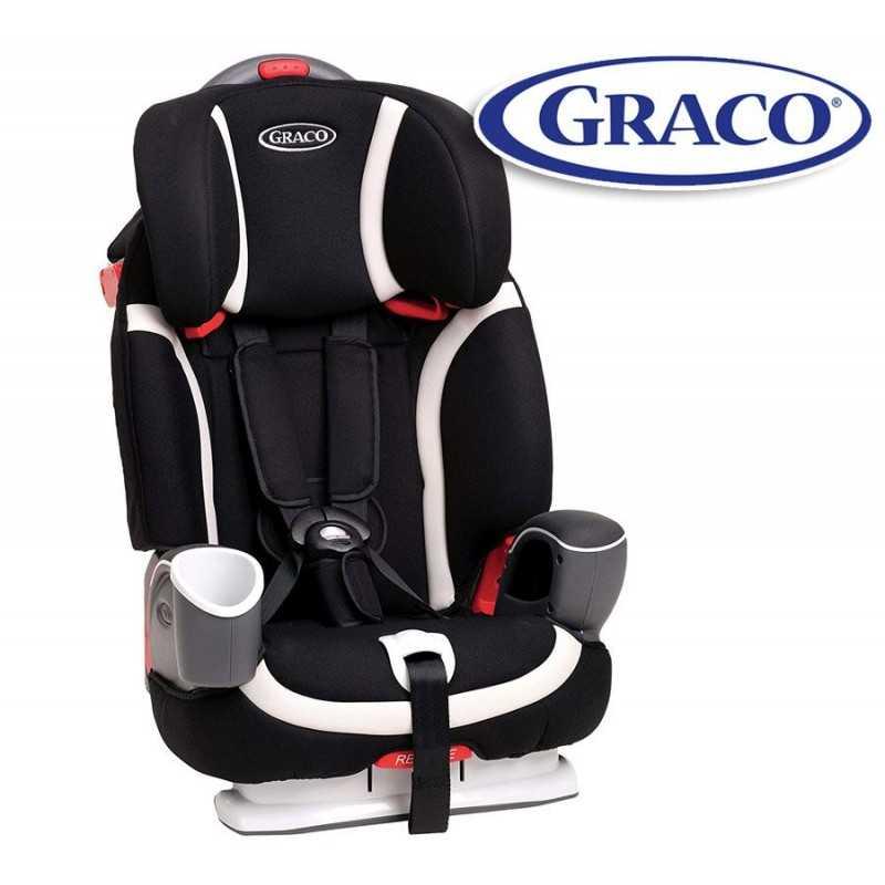 Asiento para auto para bebés y niños - Graco - Nautilus Black Stone 1776520