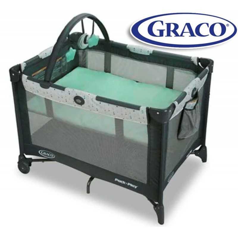 Cuna Corralito - Graco - Pack'n Play  Base Rumor 1997211