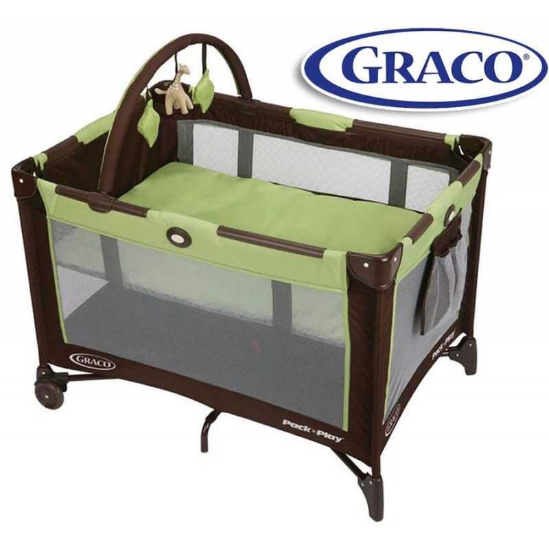 Cuna Corralito - Graco - GO GREEN Pack'n Play  1812957