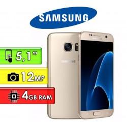Celular Samsung - S7 Flat Galaxy SM-G930F + Memoria 64GB