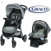 Carrito de bebé + Baby Seat - Graco - MASON FastAction Fold 2.0 Travel System 1965235