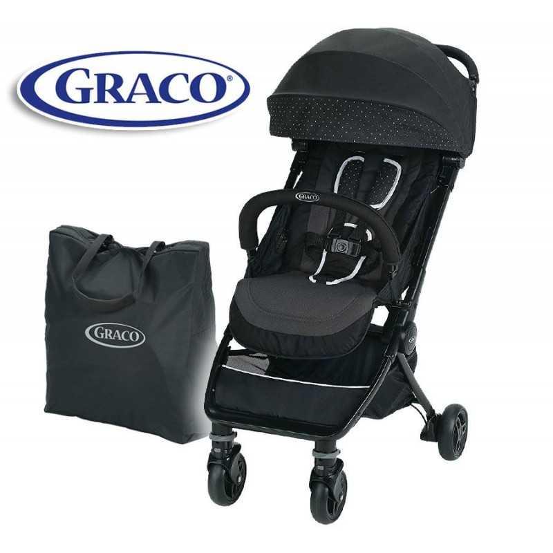 Carrito de bebé - Graco - BALANCING ACT Jetsetter Ultra Compact 2029406