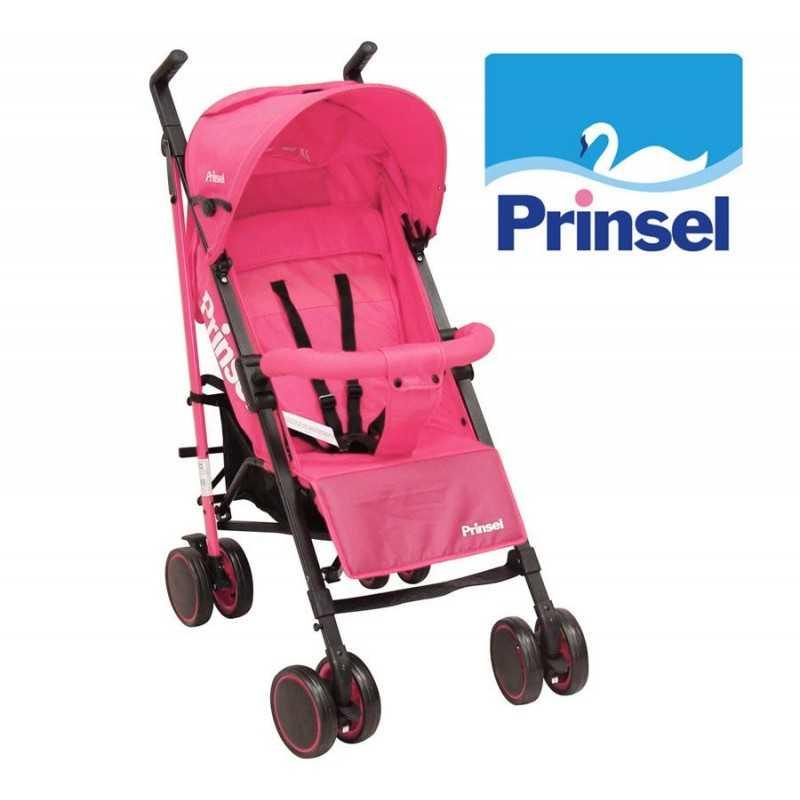 Carrito de bebé - Princel - Clap Rosa PR5103-B2