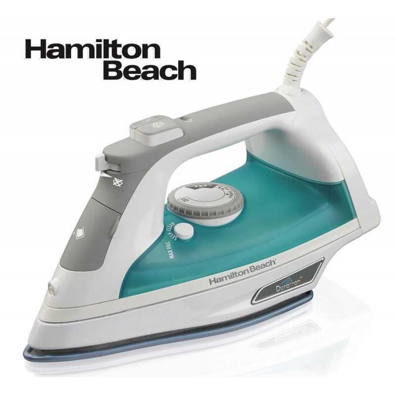 Plancha de Vapor con Suela Antiadherente Durathon - Hamilton Beach - Modelo 19700-CL