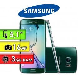 Celular Samsung - S6 EDGE Galaxy SM-G925I