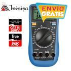 Multimetro Digital - Minipa - ET-2042E - True RMS AC / VDC 1000V / VAC 750V / ADC 20A / AAC 20A