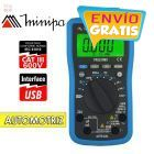Multimetro Digital Automotriz - Minipa - MA-120A - RPM / Dwell / Duty Cycle / Pulse Width