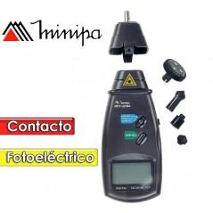 Tacometro Digital Foto/Contacto - Minipa - MDT-2238B