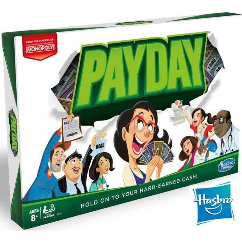 Monopoly PayDay - Hasbro