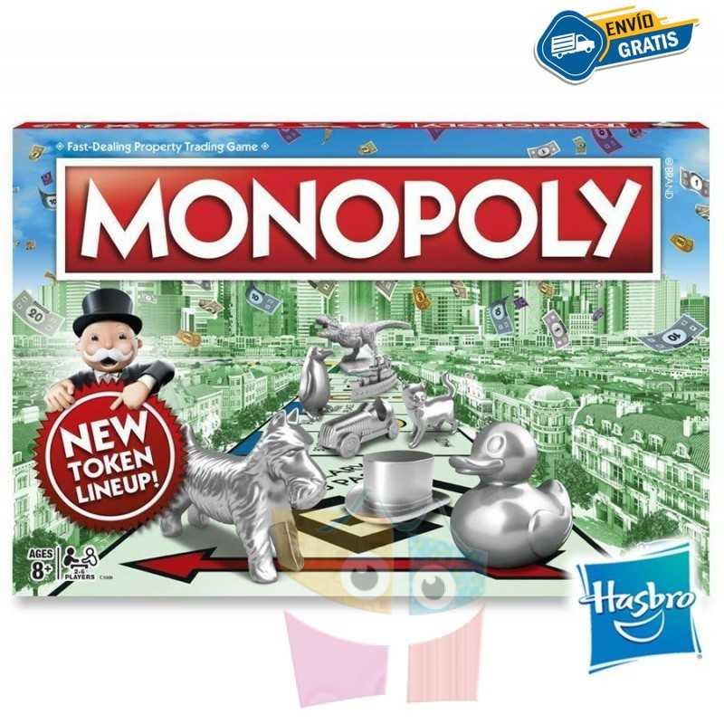 Monopoly Clasico - Hasbro