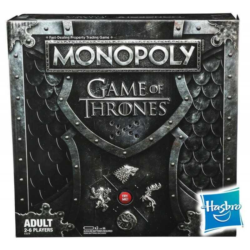 Monopoly Game of Thrones - Hasbro