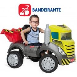 Camion Brutus a pedal - Bandeirante - 473