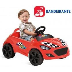 Auto Roadster a pedal - Bandeirante - 427 Rojo