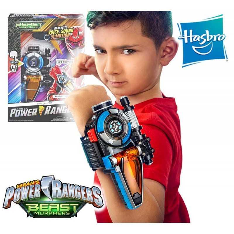 Brazalete Beast-X Morphers - Power Rangers Beast  - Hasbro