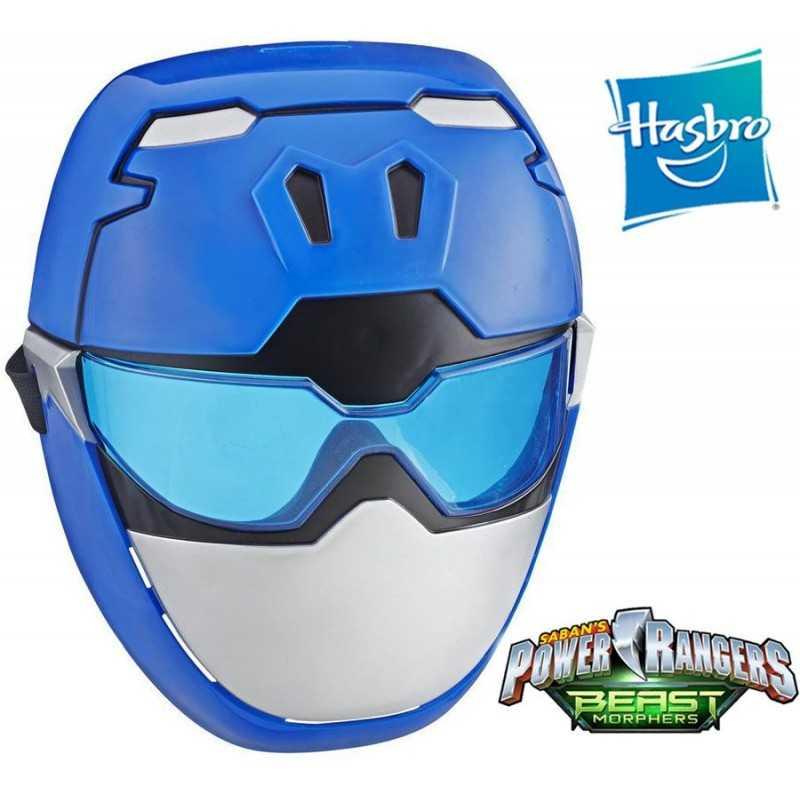 Mascara de Ranger Azul - Power Rangers Beast Morphers - Hasbro