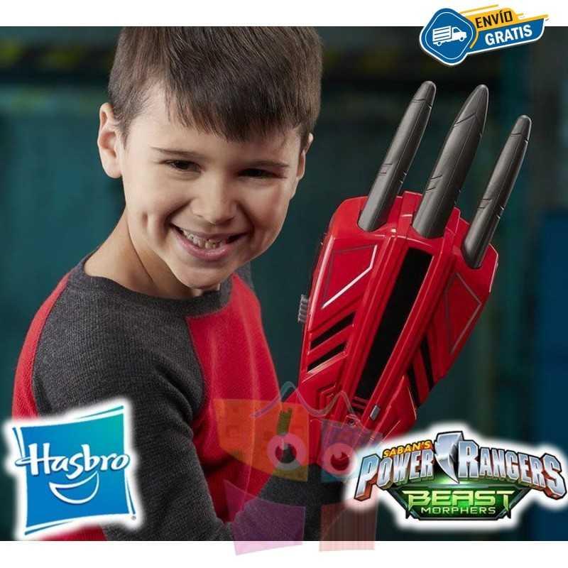 Garra de chita electrónica - Power Rangers Beast Morphers - Hasbro