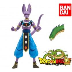 Dragon Ball Figura Stars Beerus - Bandai - 35858