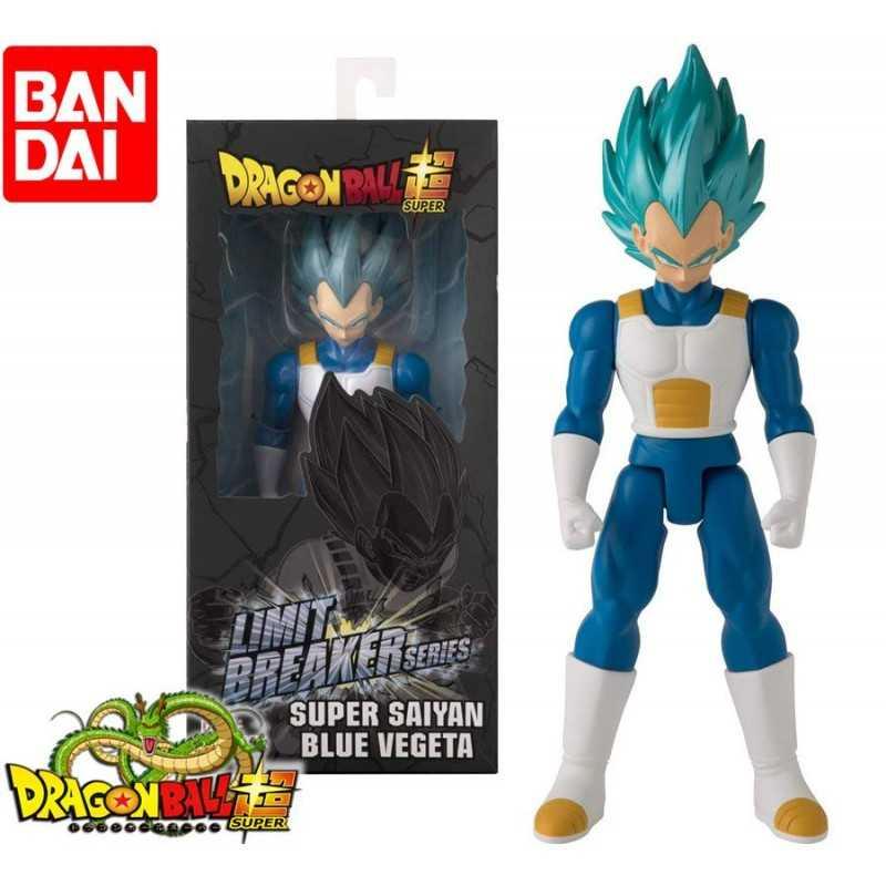 Dragon Ball Figura Limit Breakers Goku Super Saiyajin Azul - 30 cms - Bandai - 36731
