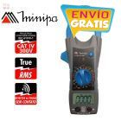 Pinza Amperimetrica - Minipa - ET-3201A - True RMS AC / VDC 1000V / VAC 750V / AAC 1000A