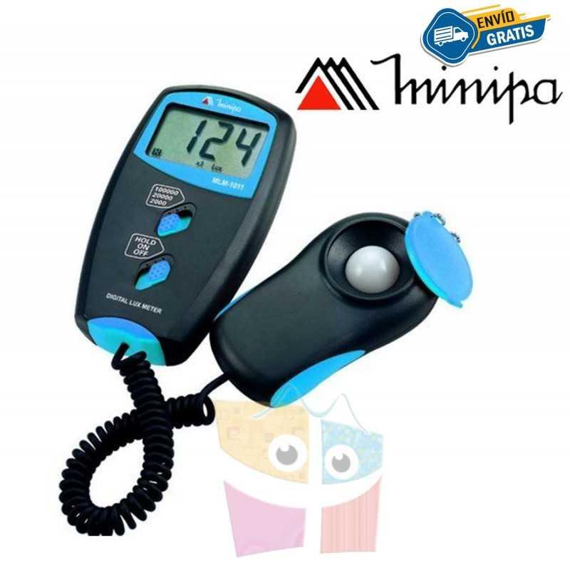 Luximetro - Minipa - MLM-1011