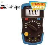 Capacimetro Digital - Minipa - MC-154A