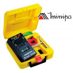 Terrometro Digital - Minipa - MTR-1530 - 4000Ω
