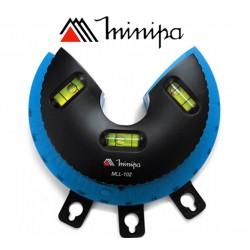 Medidor de Angulos Laser - Minipa - MLL-102