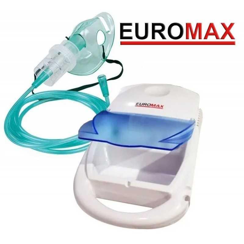Nebulizador Familiar a Piston - Euromax - EM-4550
