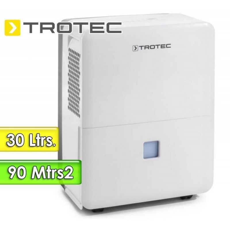 Deshumidificdor de Ambiente - Trotec - TTK 96 E - 30 Ltrs/24 Hrs