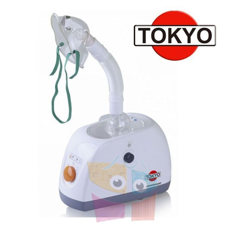Nebulizador Ultrasónico Familiar - Tokyo - Fresh Air T2419