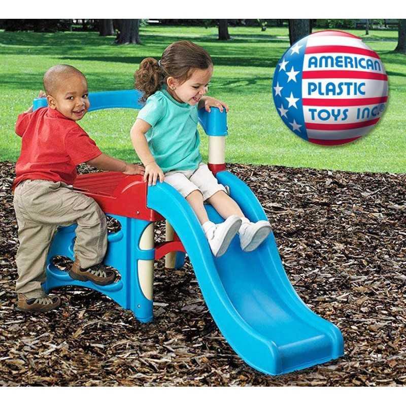Tobogan Escalador - American Plastic Toys - FIRST CLIMBER 97600