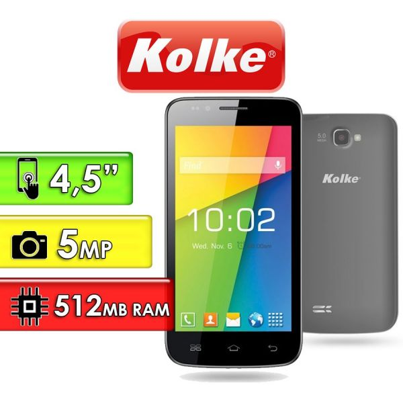 Celular Kolke - SM4 II DUAL SIM